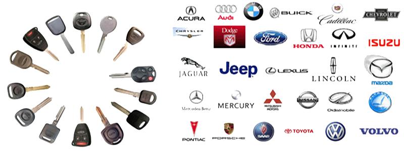 Raktai automobiliui, raktų gamyba, raktų programavimas, raktų remontas