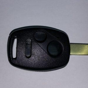 Honda Accord Civic dviejų mygtukų +1 rakto korpusas