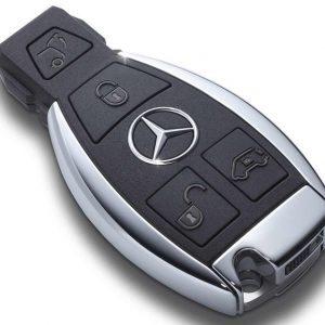Mercedes raktų gamyba