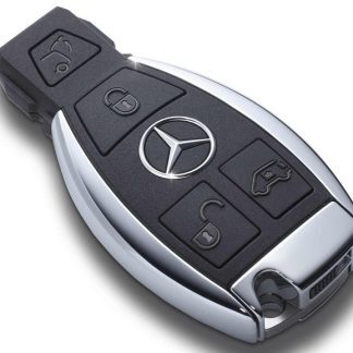 Mercedes key production